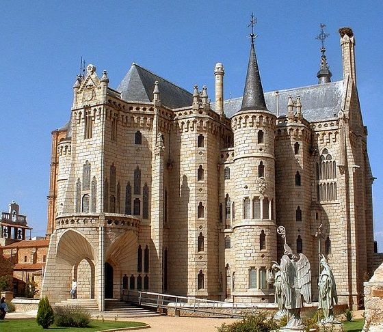 palacio astorga