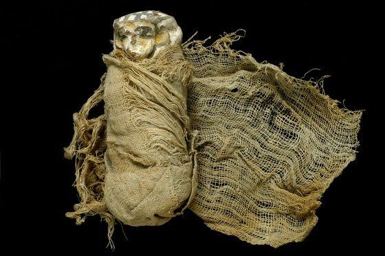 shabti momificado