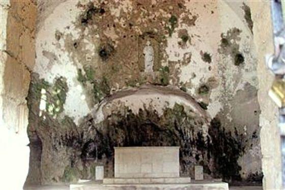 primera iglesia del mundo