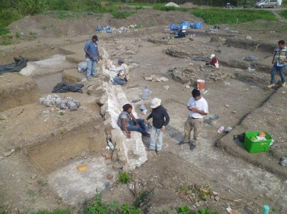 arqueologia en mexico