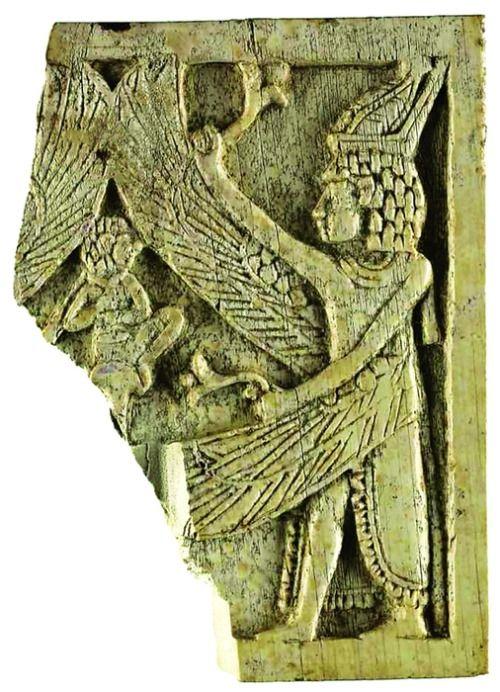 escultura fenicia