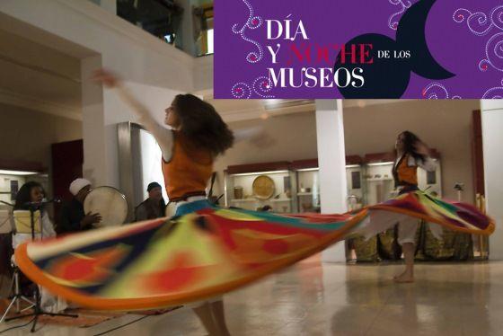dia y noche museos