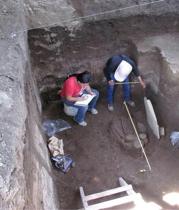 objetos mayas encontrados en el salvador