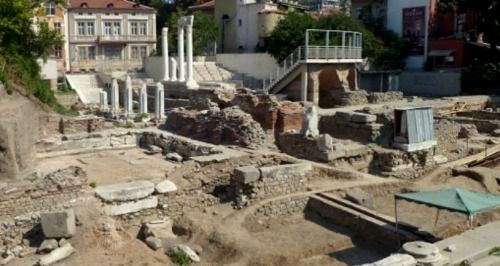 arqueologia bulgaria