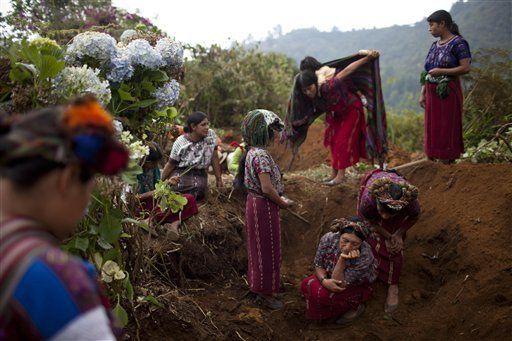 mujeres pueblo ixil maya
