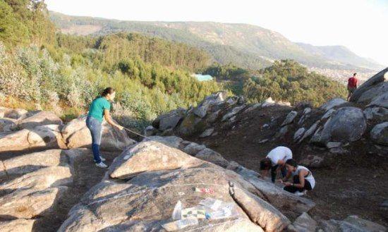 fortificacion prehistorica galicia