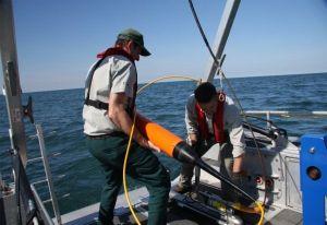 expedicion magnetometrica barcos hundidos