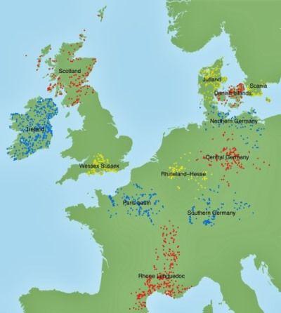agricultura en europa