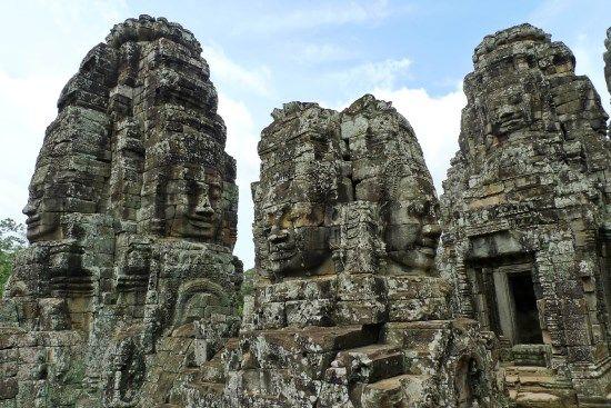 templo de angkor en camboya