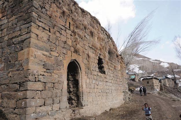 iglesia bizantina turquia