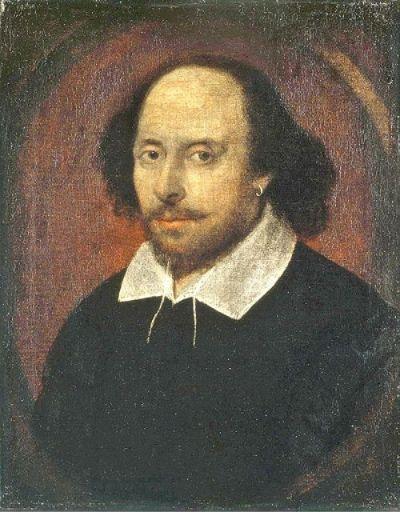 retrato shakespeare