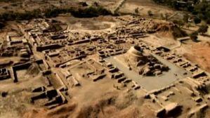 ciudades indias edad del bronce