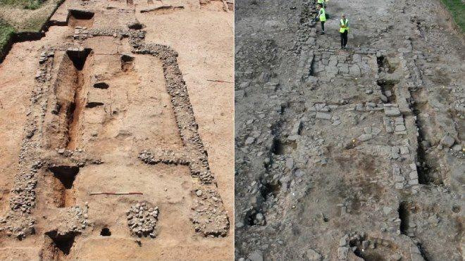 excavaciones poblado romano maryport