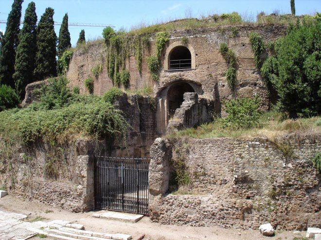 mausoleo de augusto