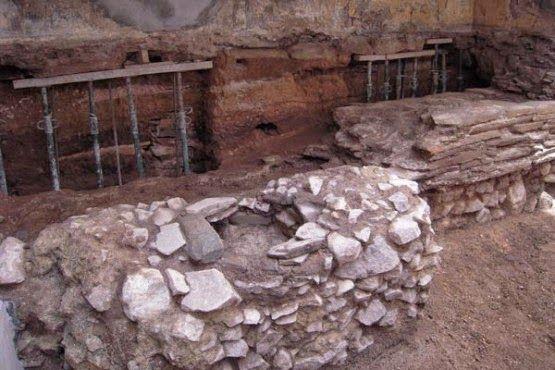 yacimiento romano lugo