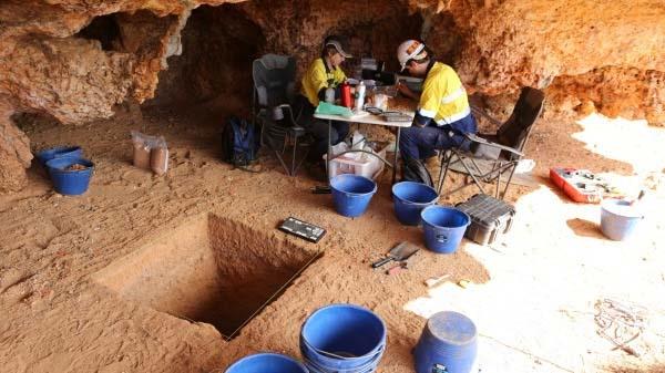 Nuevos descubrimientos en las excavaciones en Pilbara