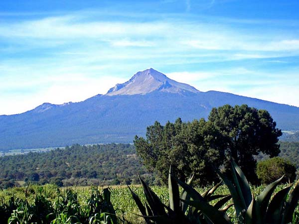 Tlaxcala logró sobrevivir ante el Imperio Azteca como un territorio independiente.
