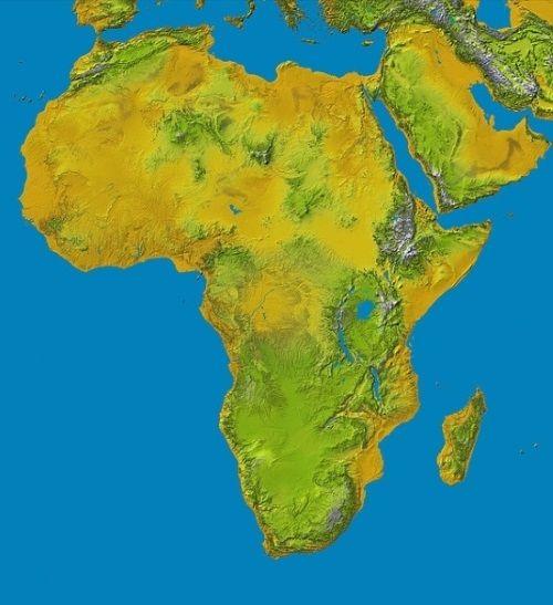 Las últimas migraciones de África hacia Europa y Asia se dieron desde Egipto. Crédito: Pixabay