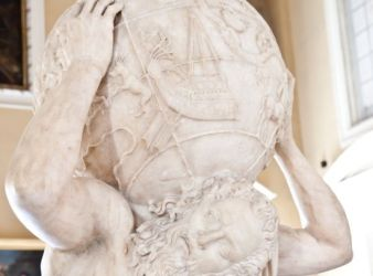 atlas mitologia griega