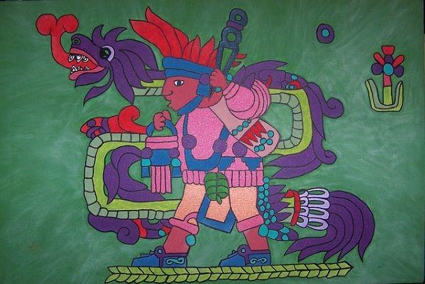 quetzalcoatl dios azteca