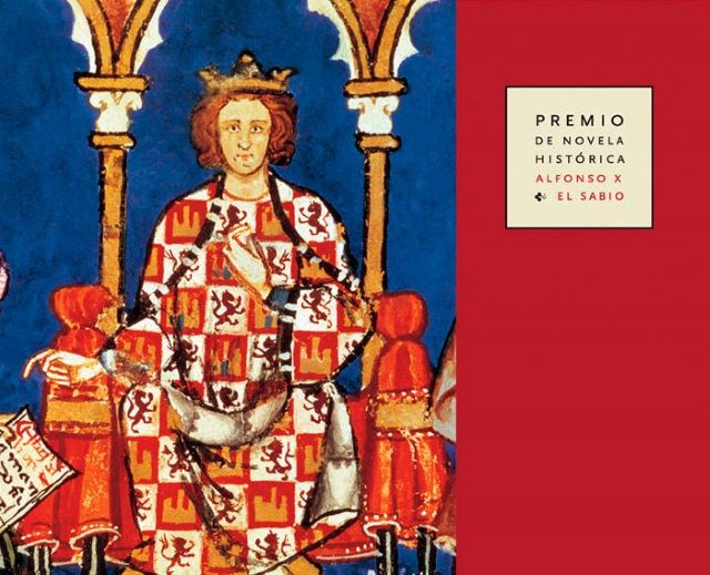 Premio Novela Histórica Alfonso X El Sabio.