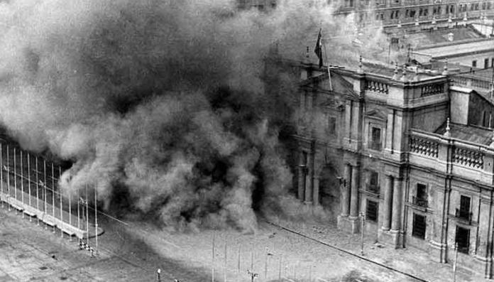 palacio moneda chile 1973