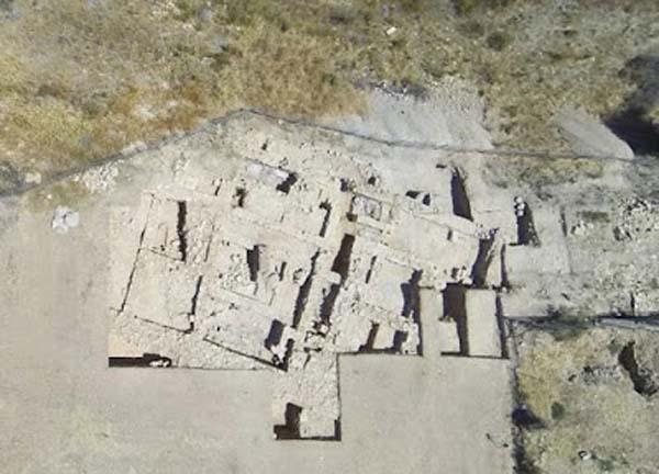 Finaliza una nueva temporada de excavaciones en Palapafo, Chipre. Crédito: Universidad de Chipre.
