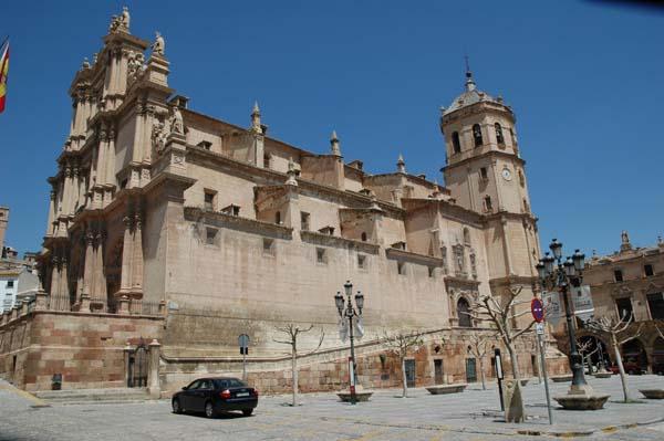 Hallaron pinturas del siglo XVI en la Colegiata de San Patricio de Lorca.