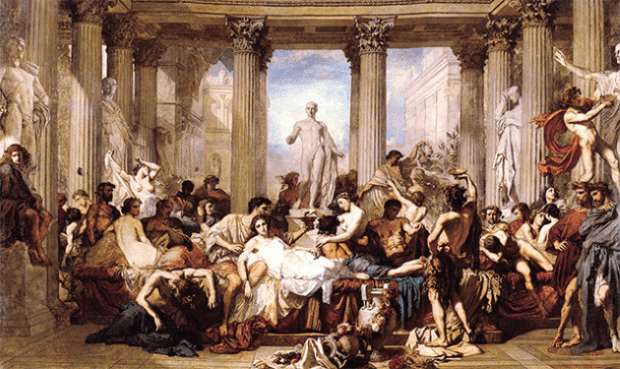 bacanal romana