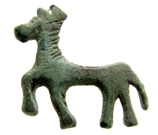 colgante caballo