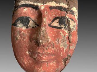 mascara de momia egipcia