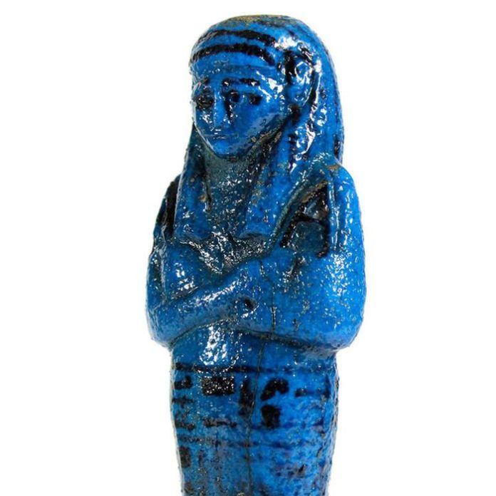 shabti real egipcio