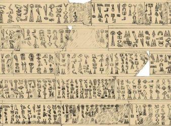 jeroglificos luvitas