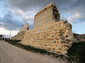 muralla medieval talamanca de jarama