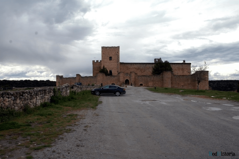 castillo pedraza