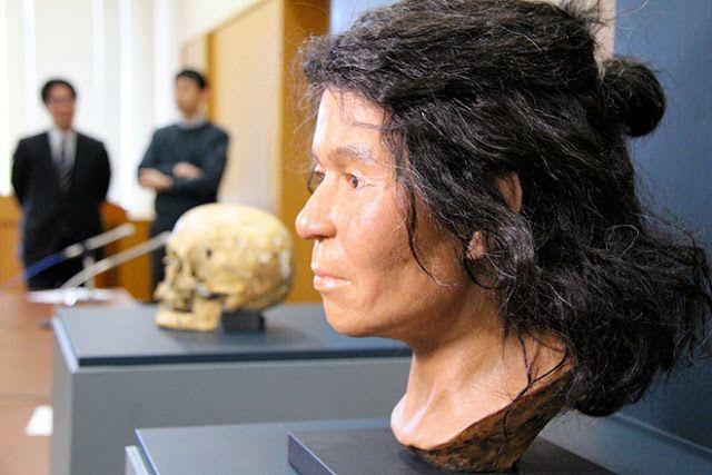 rostro mujer japonesa