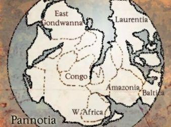 supercontinente pannotia