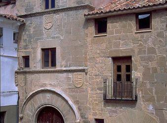 casa del doncel siguenza