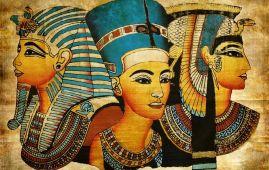 lista faraones y reyes egipto