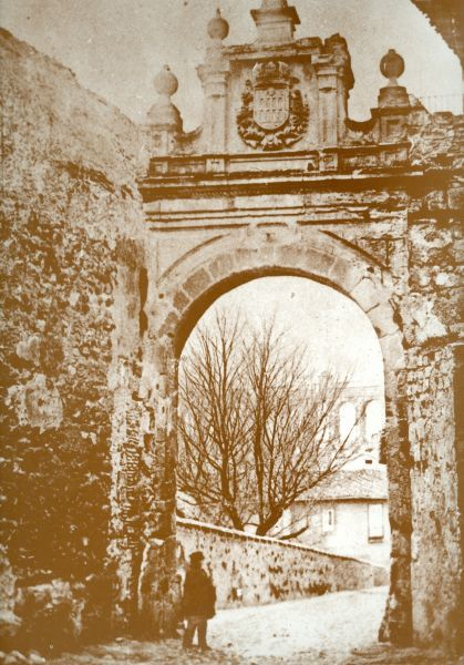 puerta de san juan de segovia