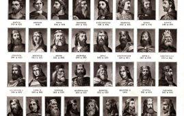 lista reyes visigodos