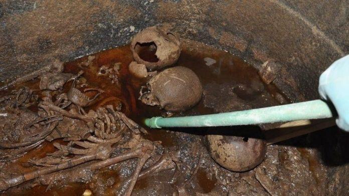 sacrofago egipto