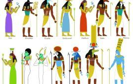 lista dioses de egipto