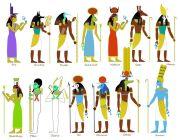 Lista completa de dioses de Egipto (dioses más importantes)