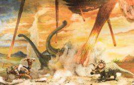 extincion masiva cretacico paleogeno