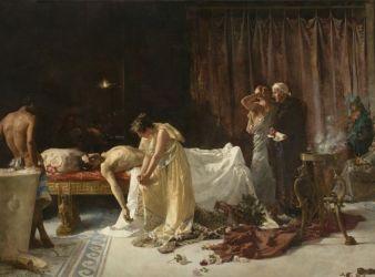 la muerte de lucano