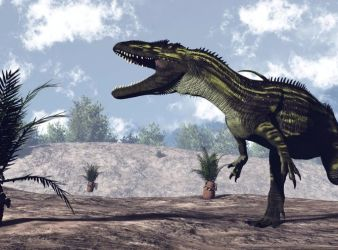 torvosaurus dinosaurio