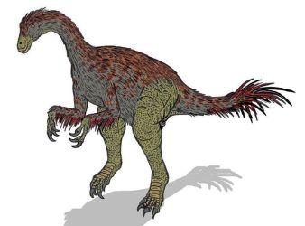 dinosaurio alxasaurus