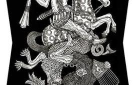 dios belabog y dios chernabog