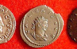 monedas antoninianos roma